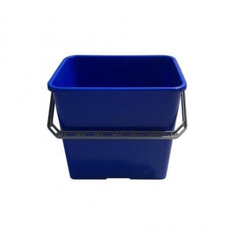 Ведро цветное 6 л, синее, арт. 500430, Vileda Professional