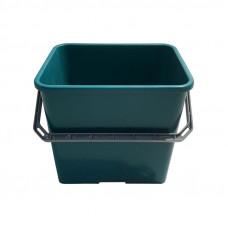Ведро цветное 6 л, зеленое, арт. 500432
