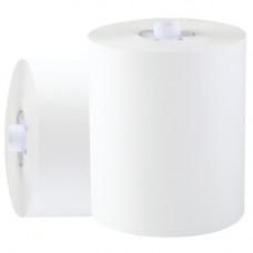 Полотенца рулонные Терес Комфорт, 1-слой mini, внутренняя вытяжка, 120 м (12шт/упак), арт. Т-0130Т