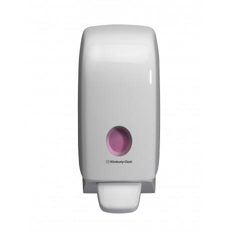 Диспенсер для мыла и пены Aquarius, 11,6 х 11,6 х 23,5 см, 1 л, арт. 6948, Kimberly-Clark