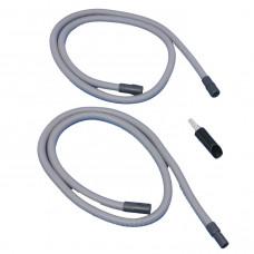 Комплект для уборки ступеней для Vacumat: 2 шланга и 2 соединения, арт. 8504530