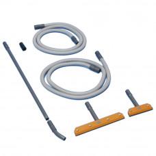 Комплект насадок для окон и стен Vertica для Vacumat: шланги, насадки, трубки, переходники, арт. 7501650