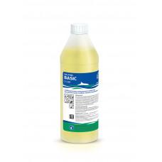 Средство для пола моющее щелочное универсальное Dolphin Basic Plus, 1 л, (12 шт/упак) арт. 55257