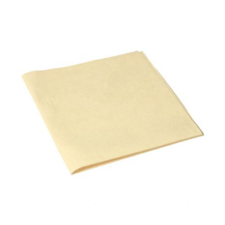 Салфетка из микроволокна и искусственной замши МикроСмарт, 36 х 38 см, желтая (5 шт/упак), арт. 111574, Vileda Professional