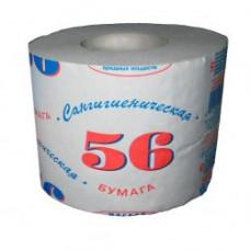"""Туалетная бумага """"Сангигиеническая 56"""" (48 шт/упак), арт. 1713"""