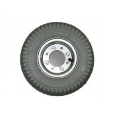 Полиуретановые колеса задние мягкие (коричневые) для Swingo 4000 / 5000, арт. 4129263