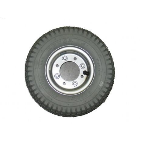 Полиуретановые колеса задние мягкие (коричневые) для Swingo 4000 / 5000, арт. 4129263, Diversey