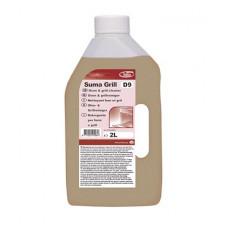 Suma Grill D9 Средство для мытья печей и грилей (удаление нагара), 2 л, арт. 7519169