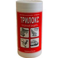 Салфетки Трилокс (90 шт в банке)