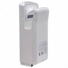 Сушилка для рук SONNEN K2, 1900 Вт, время сушки 10 секунд, пластиковый корпус, белая, 604751