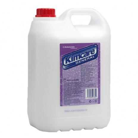 Моющее средство для рук Kimcare General, перламутровое, канистра 5 л, арт. 6335, Kimberly-Clark