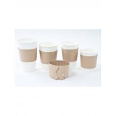 Манжеты для стаканов 250 мл-300 мл (1000 шт/упак)