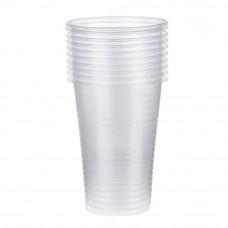 Набор одноразовых стаканов 200 мл (10 шт/уп)