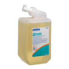 Антибактериальное моющее средство для рук Kleenex Antibact, бледно-желтое, 1000 мл, арт. 6336