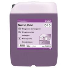 Концентрат Suma Bac D10 для системы QFM, арт. G11834