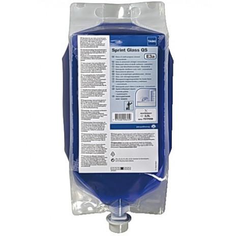 TASKI Sprint Glass QS Моющее средство для стекол, зеркал и поверхностей, концентрат, арт. 7517098, Diversey