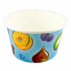 Чаша для мороженного 500 мл бумажная (50 шт/уп)