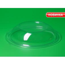 Крышка контейнера для еды прозрачная 190 750 мл (300 шт/упак)