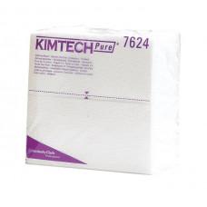 Салфетки в пачках Kimtech Pure, 35 листов 38,5х35 см, белые, арт. 7624