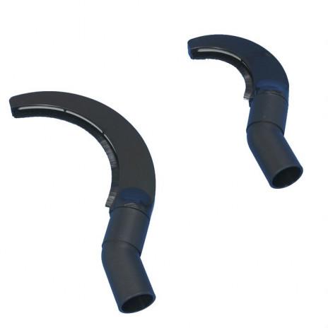 Насадки для чистки труб, диаметр 10 см / 20 см (2 шт/упак), арт. 8500530, Diversey