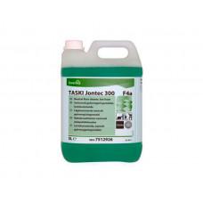 [Ежедневная уборка] TASKI Jontec 300 Концентрированное моющее средство для любых твердых полов, 200 л, арт. 7512929