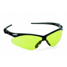 Защитные очки Jackson Safety V30 Nemesis, янтарные линзы, арт. 25673