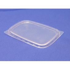 Крышка контейнера прямоугольная 108*82 ПП, ука (100 шт/упак)