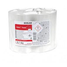 Твердое моющее средство для посудомоечных машин APEX POWER 4x3,1 кг, арт. 9087390