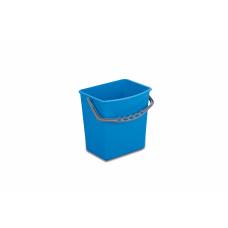 Ведро квадратное 5л. Синее, арт. KK796