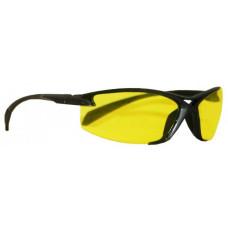 Защитные очки Jackson Safety V40 Platinum X, янтарные линзы, арт. 25713