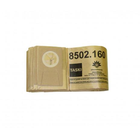Двойной бумажный фильтр (мешок) 4 л для Jet 38 / Jet 50, арт. 8502160, Diversey