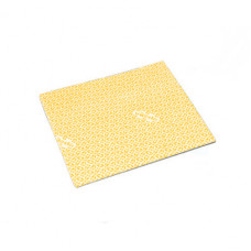 Салфетки с антибактериальным эффектом ВайПро Антибак, 36 х 42 см, желтая, арт. 137004