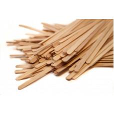 Мешалка для кофе деревянная 140 мм 1000 , ука (1000 шт/упак)
