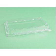 Крышка контейнер для суши 235*162*25 мм, ука (220 шт/упак)