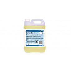 Suma Alu L10 Жидкий детергент для воды средней жесткости, безопасен для алюминия - для доз. систем D 250 DET, D3000T, D3000C194,88, арт. 7010089