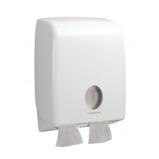 Диспенсер для туалетной бумаги в пачках Aquarius большой емкости, 41 х 32 х 15 см, арт. 6990