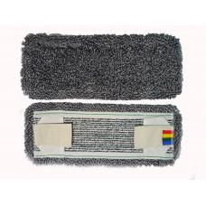 Моп петлевой хлопок, 40 см, тафтинговый премиум (уши + карман), арт. 33AZ/10