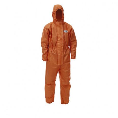 Комбинезон для защиты от проникновения химикатов и струй жидкостей Kleenguard A80, XXL, арт. 96540, Kimberly-Clark