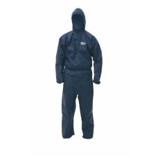 Комбинезон для защиты от брызг жидкостей и твердых частиц Kleenguard A50, L, синий, арт. 96890