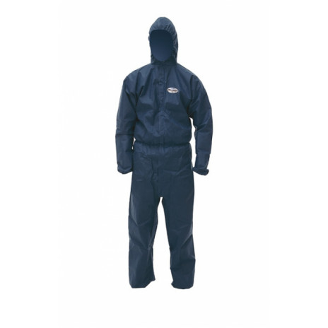 Комбинезон для защиты от брызг жидкостей и твердых частиц Kleenguard A50, XXL, синий, арт. 96910, Kimberly-Clark
