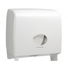 Диспенсер Aquarius для туалетной бумаги в рулонах Midi Jumbo, 45 х 39 х 13 см, арт. 6991