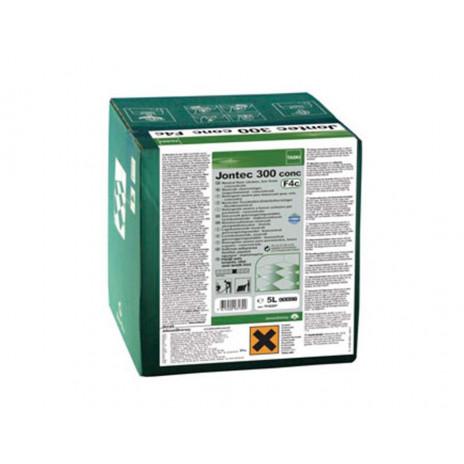 [Ежедневная уборка] TASKI Jontec 300 conc Концентрированное моющее средство для любых твердых полов, 5 л, арт. A100952, Diversey