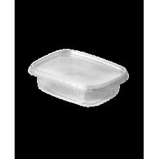 Контейнер для еды прямоугольный 125мл 108*82 без крышки (1000 шт/упак)