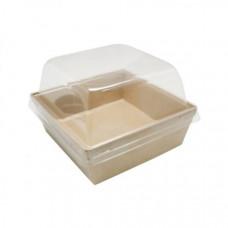 Упаковка ECO Prizma 550 мл. 128*128*45 250 шт./кор.