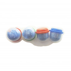 Бахилы в капсулах 28 мм, 2,2 гр, 17 мкм,  (100 шт/упак), арт. vend-10