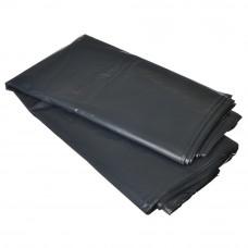 Мешки для мусора 160 л. Пак 90х110 см ПВД 60 мкм (100 шт/уп)