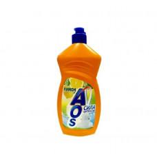 Жидкое средство для посуды AOS Aqua Бальзам, 450 мл