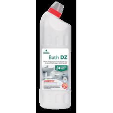 Средство для уборки и дезинфекции санитарных комнат Bath DZ. Концентрат. 1 л. (Bath)