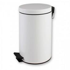 Контейнер Prestige для мусора с педалью, белый, арт. A64511