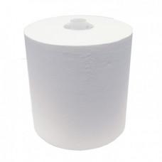 Бумажные полотенца в рулоне Lime MATICmini, 1 слой, 240 м, белый, арт. 520240